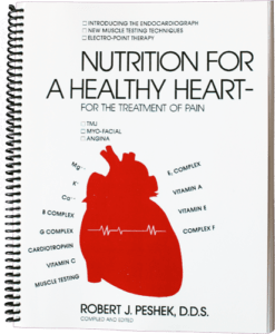 Nutrition for a Healthy Heart: For the Treatment of Pain