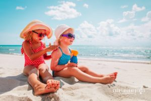 Good to Know: No Summertime Blues from Sunburns and Mosquitos